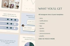 Community Leader Instagram Templates Product Image 6