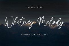 Whitney Melody Product Image 1
