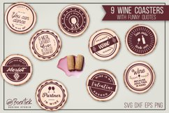 Coaster quotes bundle over 50 designs Product Image 5