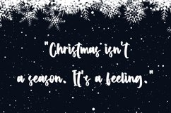 Winter Coming - Crhristmas Handletter Font Product Image 2