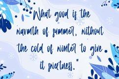 Winter Memories - Beauty Handwritten Font Product Image 3