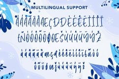 Winter Memories - Beauty Handwritten Font Product Image 6