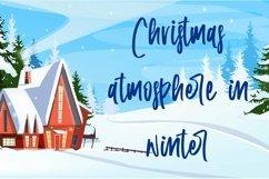 Web Font Winter Memories - Beauty Handwritten Font Product Image 5