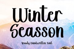Winter Seasson Product Image 1