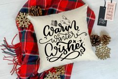 Winter Quotes SG Warm Winter Wishes Product Image 1