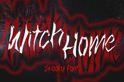 Witch Home - Halloween Font Product Image 1