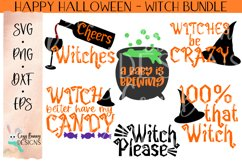 Witch Bundle - Halloween SVG Product Image 1
