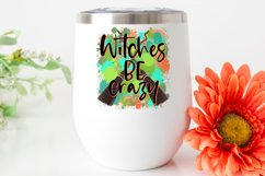 Witch/Halloween/Fall Design Bundle|10 PNG Files|Sublimation Product Image 2
