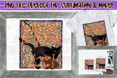 Witch/Halloween/Fall Design Bundle|10 PNG Files|Sublimation Product Image 6