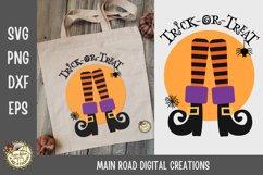 Jack O Lantern Halloween Quote SVG Bundle Product Image 3