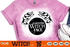 Halloween Witch Bundle SVG | Halloween SVG PNG DXF EPS Product Image 3