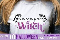 Halloween Sublimation Bundle | Halloween PNG Product Image 2