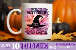 Halloween Sublimation Bundle | Halloween PNG Product Image 3