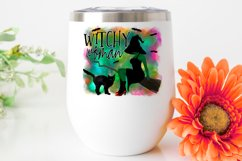 Witch/Halloween/Fall Design Bundle|10 PNG Files|Sublimation Product Image 5