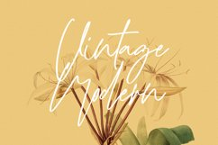 Wollyroots Signature Script Font Product Image 4