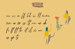 Wollyroots Signature Script Font Product Image 2