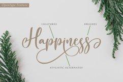 Wonderful Christmas | A Beautiful Christmas Script Font Product Image 5