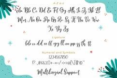 Wonderful Christmas | A Beautiful Christmas Script Font Product Image 2