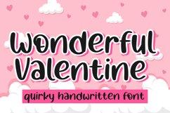 Wonderful valentine Product Image 1
