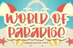 World Of Paradise Product Image 1
