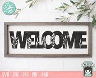 Home Sign SVG Bundle, Home SVG Cut File, Farmhouse Sign SVG Product Image 6