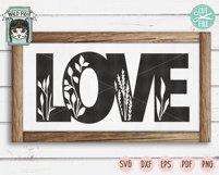 Home Sign SVG Bundle, Home SVG Cut File, Farmhouse Sign SVG Product Image 2