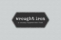 wrought iron Product Image 1