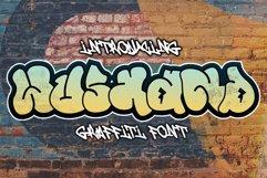 Wushand Graffiti Product Image 1