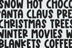 Winter Welcome - Fun Handwritten Font Product Image 5