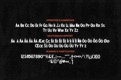 Web Font Xandra Product Image 3