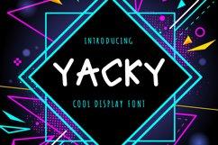 Yacky Product Image 1