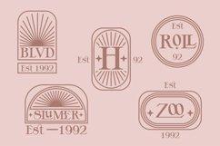 YE Display Font Product Image 2