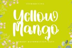Yellow Mango Product Image 1