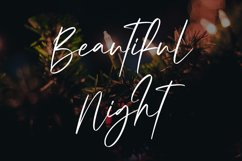 Yesterday - Beauty Calligraphy Font Product Image 3