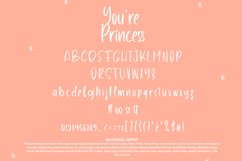 Youre Princess - Handwritten Font Product Image 4