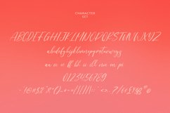 Yourstrully Script Font Product Image 6