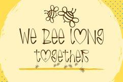 Bee Darling - Cute Handwritten Font Product Image 2