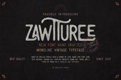 Zawturee Monoline Vintage Product Image 1
