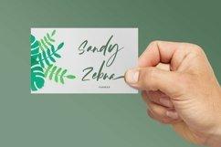 Web Font Zissy - Handwritten Font Product Image 2