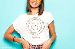 Astrology Svg cut file for shirt