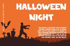 Zombie Nightmare - Halloween Display Font Product Image 3