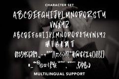 Zombiism - Modern Handletter Font Product Image 6
