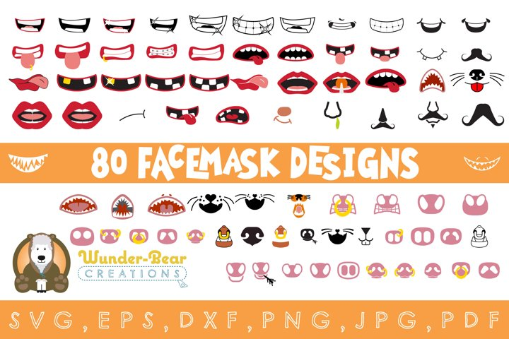 Facemask Design Bundle