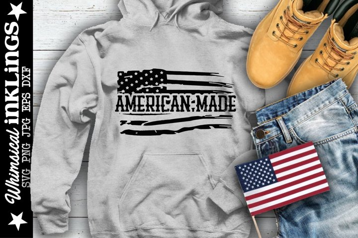 American Made SVG