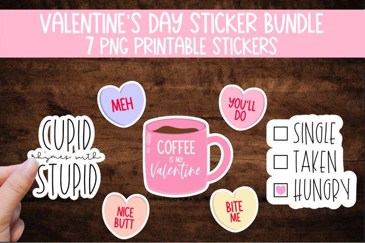 Valentines Day Sticker Bundle