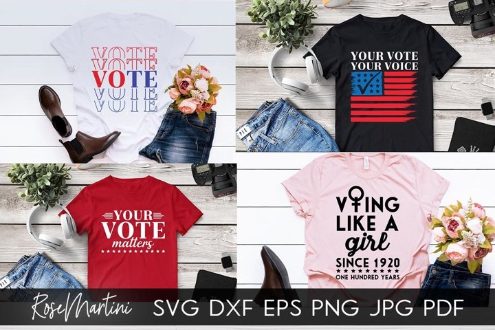 Vote svg Bundle SVG PNG 2020 Election svg Register To Vote