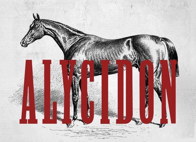 Alycidon Condensed