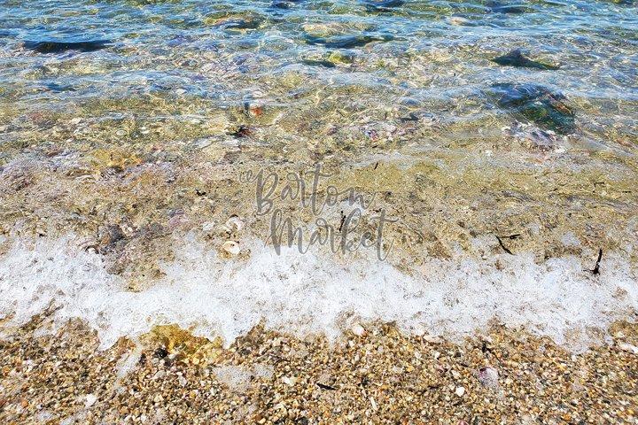 Stock Photo - Beach Waves