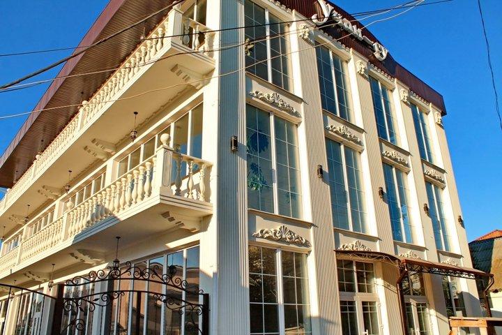Dzhankoy. Crimea. Lenina Street.