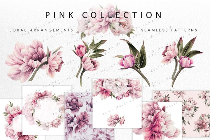 Pink collection